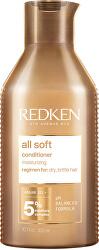 Zjemňující kondicionér pro suché a křehké vlasy All Soft (Conditioner)