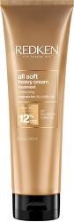 Zjemňující maska pro suché a křehké vlasy All Soft Heavy Cream (Super Treatment)
