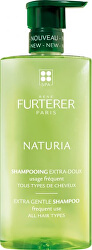 Extra jemný šampon pro všechny typy vlasů Naturia (Extra Gentle Shampoo)