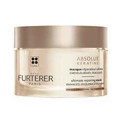 Regeneračná maska pre poškodené vlasy Absolue Keratin ( Ultimate Repairing Mask)