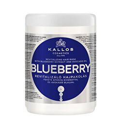 Revitalizační maska s výtažkem z borůvek (Blueberry Hair Mask)