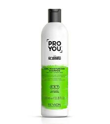 Hydratační šampon pro kudrnaté a vlnité vlasy Pro You The Twister (Curl Moisturizing Shampoo)