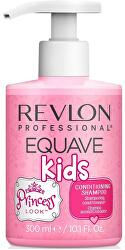 Jemný dětský šampon Equave Kids Princess Look (Conditioning Shampoo)
