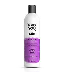 Šampon neutralizující žluté tóny vlasů Pro You The Toner (Neutralizing Shampoo)