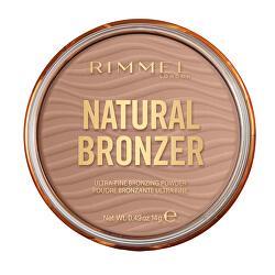 Bronzující pudr Bronzer Natural (Ultra-Fine Bronzing Powder) 14 g
