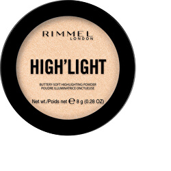 Rozjasňovač High`light (Buttery Soft Highlighting Powder) 8 g