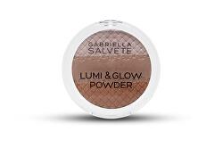 Bőrvilágosító púder  Lumi & Glow Powder 9 g
