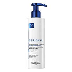 Šampon na barvené řídnoucí vlasy Serioxyl (Clarifying Shampoo For Coloured Thinning Hair)