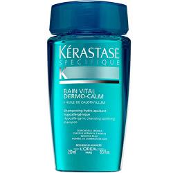 Šampon pro citlivou vlasovou pokožku pro normální až smíšené vlasy Bain Vital Dermo-Calm (Hypoallergenic Hydra-Soothing Shampoo)