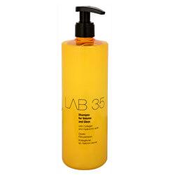 Šampon pro jemné vlasy bez lesku LAB35 (Volume And Gloss Shampoo)