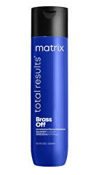 Šampon pro studené odstíny vlasů Total Results Brass Off (Shampoo)