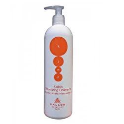 Šampon pro zvětšení objemu vlasů (Volumizing Shampoo)
