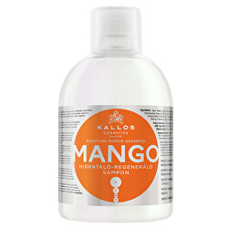 Šampon s mangovým olejem (Mango Shampoo)