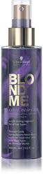Kondicionér ve spreji neutralizující žluté tóny BLONDME Cool Blondes (Neutralizing Spray Conditioner)