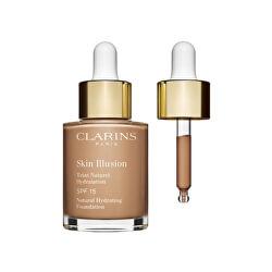 Skin Illusion SPF 15 ( Natura l Hydrating Foundation) 30 ml