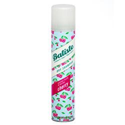 Suchý šampón na vlasy s čerešňovou vôňou (Dry Shampoo Cherry With A Fruity & Cheeky Fragrance)