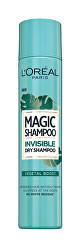 Suchý šampon pro objem vlasů Magic Shampoo (Invisible Dry Shampoo) 200 ml