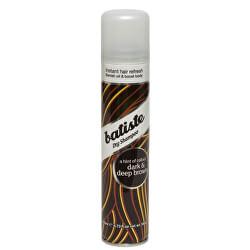 Sampon uscat pentru parul inchis la culoare (Dry Shampoo Plus Divine Dark)