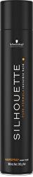 Fixativ Silhouette (Hairspray Super Hold) pentru fixare puternică