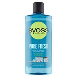 Micelární šampon pro normální vlasy Pure Fresh (Micellar Shampoo)