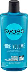 Micelární šampon pro objem normálních až jemných vlasů Pure Volume (Micellar Shampoo)