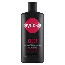 Šampon pro barvené a zesvětlené vlasy Color (Shampoo)