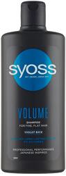 Šampon pro objem jemných vlasů Volume (Shampoo)