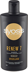 Šampon pro velmi poškozené vlasy Renew 7 (Shampoo)