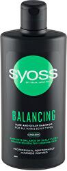 Šampon pro všechny typy vlasů Balancing (Hair and Scalp Shampoo)