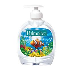 Tekuté mýdlo pro děti s pumpičkou Akvárium (Aquarium)