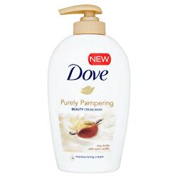 Săpun lichid cu unt de shea si vanilie Purely Pampering (Beauty Cream Wash)