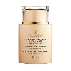 Tekutý make-up a podkladová báze pro dokonalou pleť SPF 15 (Even Foundation + Primer) 35 ml