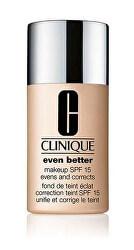 Tekutý make-up pro sjednocení barevného tónu pleti SPF 15 (Even Better Make-up) 30 ml
