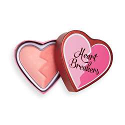 Arcpirosító Heartbreakers (Matte Blush) 10 g