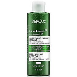 Šampón proti lupinám s peelingovým efektom Dercos K (Deep Purifying Shampoo)