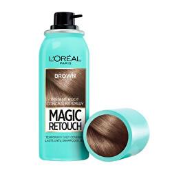 Vlasový korektor šedin a odrostů Magic Retouch (Instant Root Concealer Spray) 75 ml