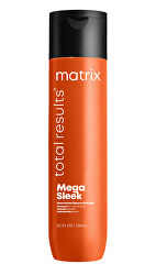 Vyhlazující šampon pro neposlušné vlasy Total Results Mega Sleek (Shampoo for Smoothness)