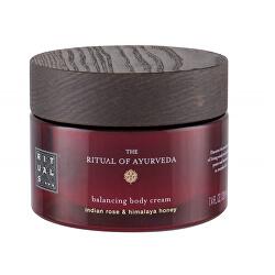 Vyrovnávací tělový krém The Ritual Of Ayurveda (Balancing Body Cream)