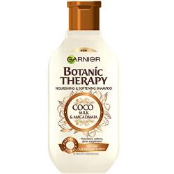 Sampon nutritiv si hidratant pentru părul uscat si gros Botanic Therapy (Coco Milk & Macadamia Shampoo)