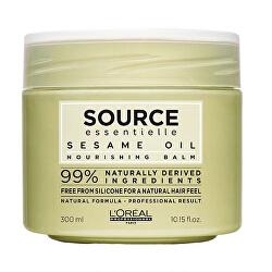 Vyživující maska pro citlivé vlasy Source Essentielle (Sesame Oil)
