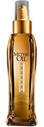 Vyživující olej na vlasy s obsahem arganového oleje pro všechny typy vlasů Mythic Oil (Nourishing Oil)