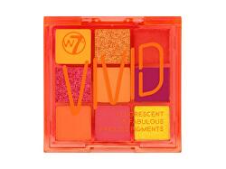 Paletka očních stínů Vivid (Eya Color Palette) 9 g