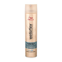 Lak na vlasy s extra silnou fixáciou Wella flex Extra Strong Hold ( Hair spray)