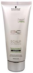 Zklidňující šampon pro suchou a citlivou vlasovou pokožku BC Bonacure Scalp Genesis (Soothing Shampoo)