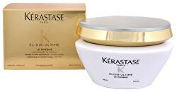 Zkrášlující maska na vlasy (Masque Elixir Ultime)