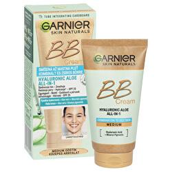 Zmatňující tónovací BB krém pro smíšenou až mastnou pleť (BB Cream) 40 ml