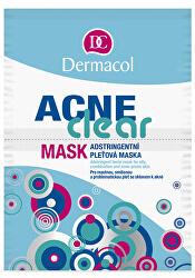 Adstringentní pleťová maska Acneclear 2 x 8 g