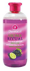 Antistresová pěna do koupele hrozny s limetkou Aroma Ritual 500 ml