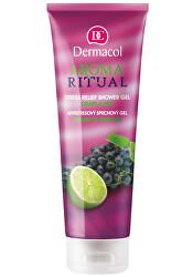 Antistresový sprchový gel Hrozny s Limetkou 250 ml