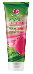 Blahodárný sprchový gel zelený čaj a opuncie Aroma Ritual (Reviving Shower Gel Green Tea & Opuntia) 250 ml